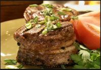 Char-Grilled Filet Mignon